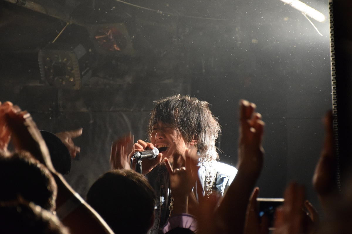 出演者インタビュー(5)Heavy Metal Raiden